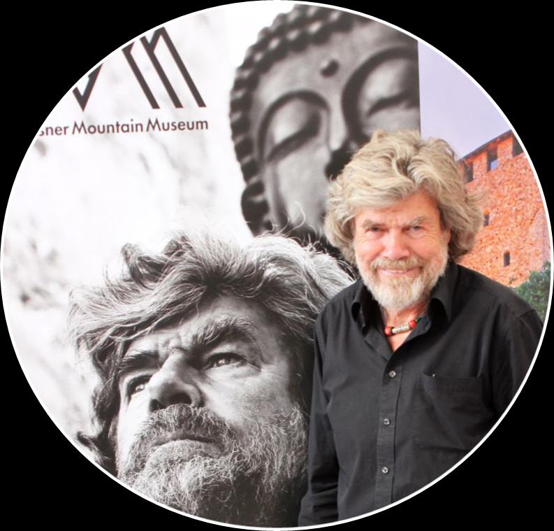 Interview Reinhold Messener