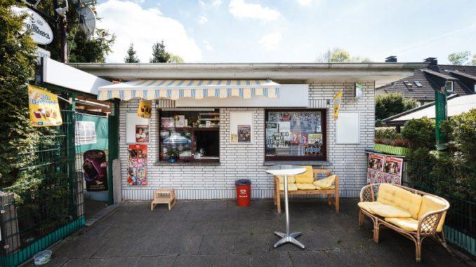 """Trinkhalle """"Heiko's Büdchen"""" in Mülheim an der Ruhr"""