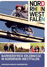 Barrierefreie Erlebnisse in NRW Reisekatalog