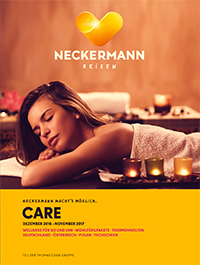 Neckermann CARE 2017 Reisekatalog