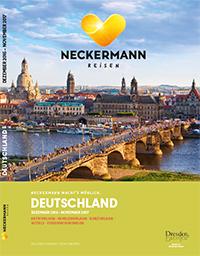 Neckermann Reisekatalog Deutschland