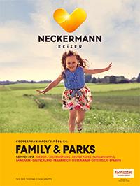 Neckermann Familienparks 2017 Reisekatalog