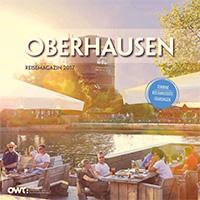 Oberhausen-Reisemagazin Reisekatalog
