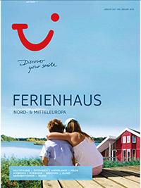 TUI Ferienhaus Katalog Deutschland