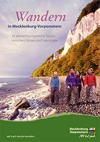 Mecklenburg-Vorpommern_Wanderbroschuere Reisekatalog
