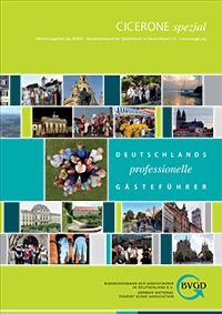 BVGD Gästeführer Urlaubskatalog