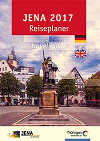Jena Reiseplaner 2017 Reisekatalog