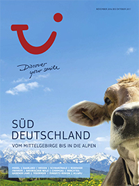 TUI Deutschland Sued Reisekatalog 2017