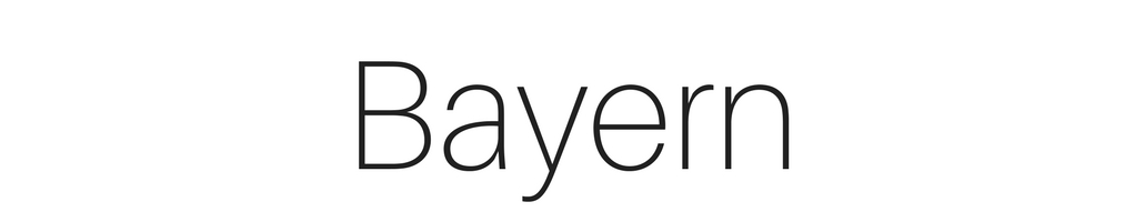 Reisekataloge Bayern