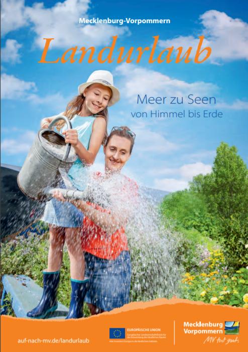 Landurlaub Mecklenburg Vorpommern Katalog 2020
