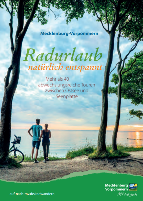 Radurlaub 2020 Mecklenburg Vorpommern Katalog