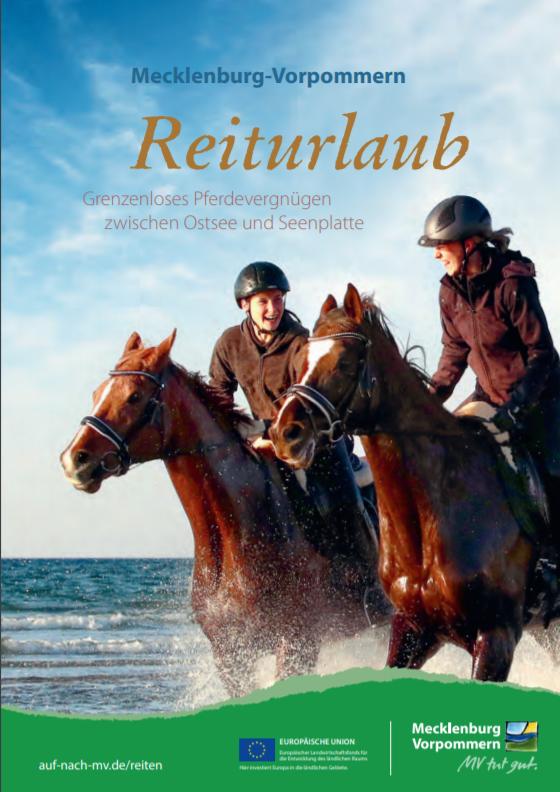 Reiturlaub 2020 Mecklenburg Vorpommern Katalog