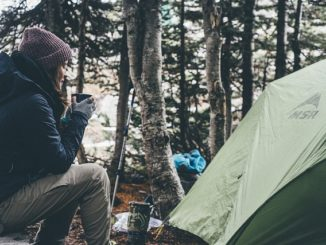 civd camping studie