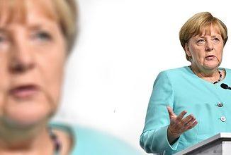 Bundeskanzlerin Merkel ITB
