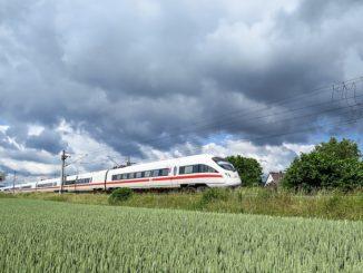 Verspaetung Deutsche Bahn