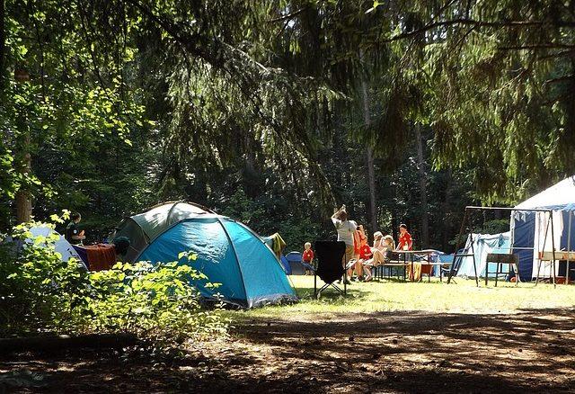 Deutschlands Campingplätze