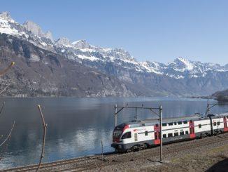 Schweizer Bahn