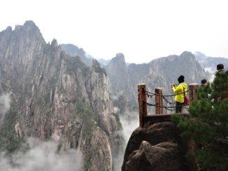 China Tourismus